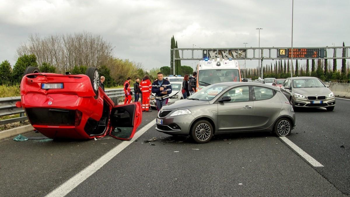 Marzo cerrará como el mes con menos accidentes de la historia