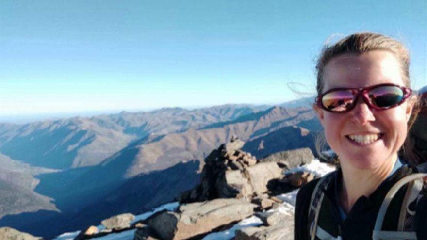 Aparecen restos óseos que pueden ser de la montañera desaparecida en Pirineos