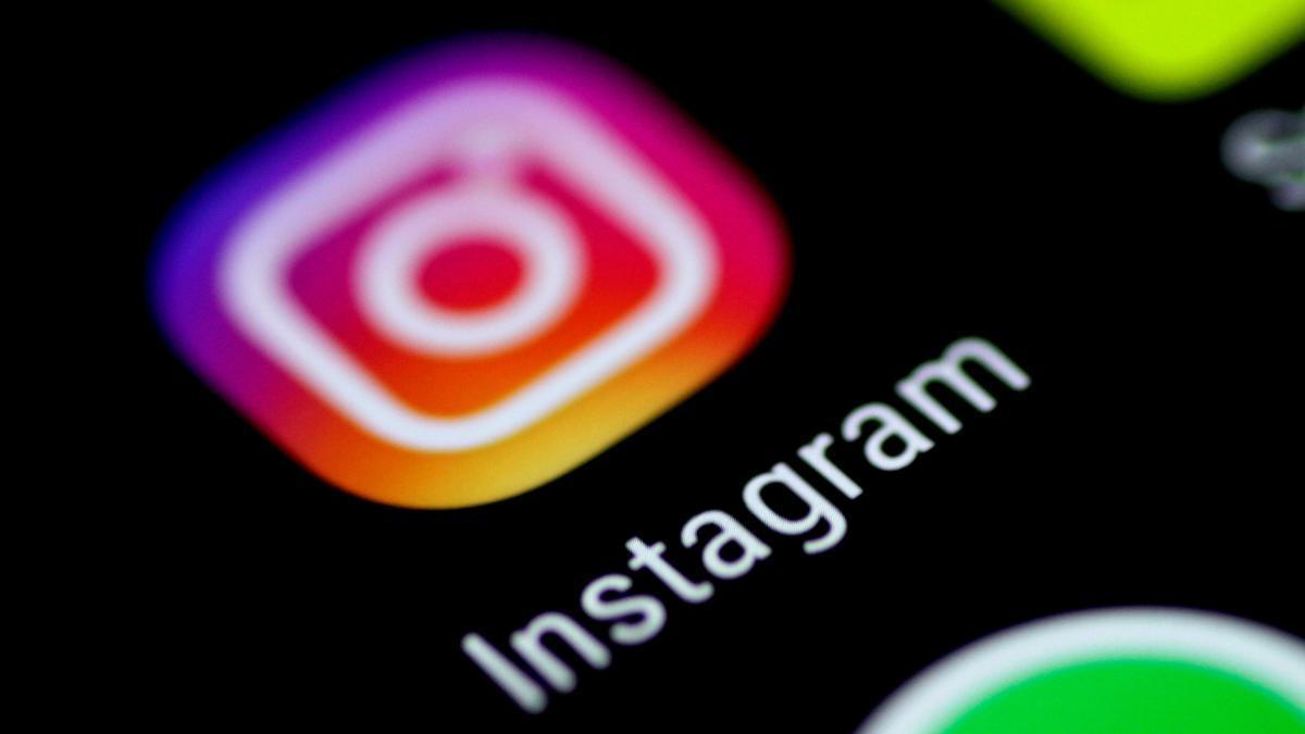 Aplicación de Instagram.