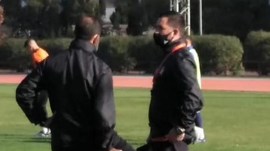 Juanjo Asensio, nuevo entrenador del Lorca Deportiva