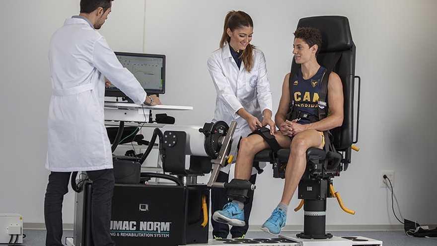 Líderes en Ciencias de la Actividad Física y el Deporte
