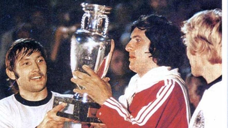 Historia de la Eurocopa: 1976, Panenka y su penalti para la posteridad