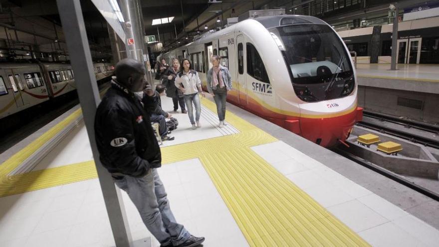 Metro auf Mallorca fällt wegen technischer Probleme aus