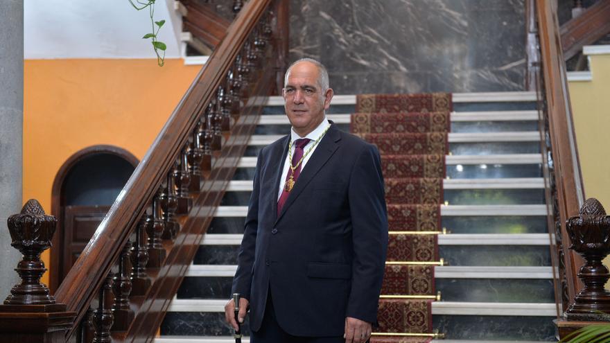 Sergio Nuez, nuevo alcalde de Teror