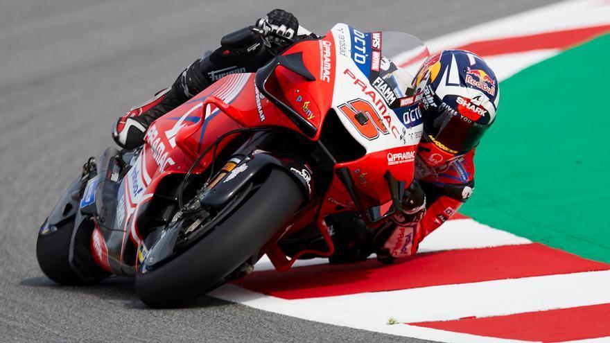 Sigue en directo la carrera del Gran Premio de Alemania de MotoGP 2021