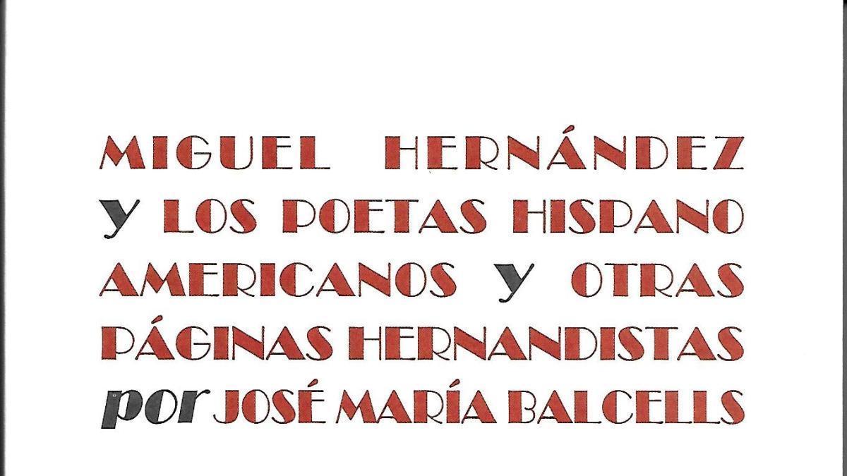 Miguel Hernández y Los Otros