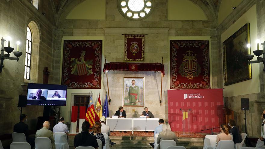 Premios Jaume I: Anuncio de los galardonados en las seis categorías