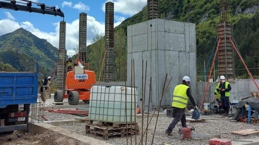 El Instituto Aragonés del Agua llevará a cabo 27 nuevas actuaciones de depuración en el Pirineo