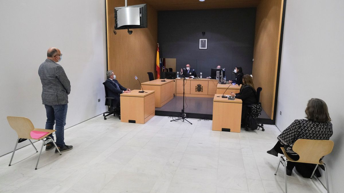 Luis Roca, condenado por un maltrato de obra tras agredir a Cristina Andreu