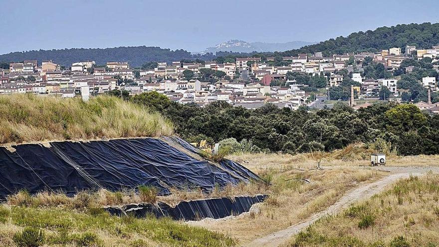 Els opositors a Vacamorta volen que s'investigui el director de l'Agència Catalana de Residus per desobediència