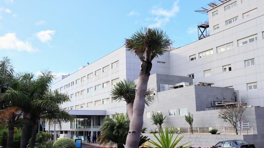 """Alertan de la """"saturación"""" que sufre el Hospital de La Candelaria"""