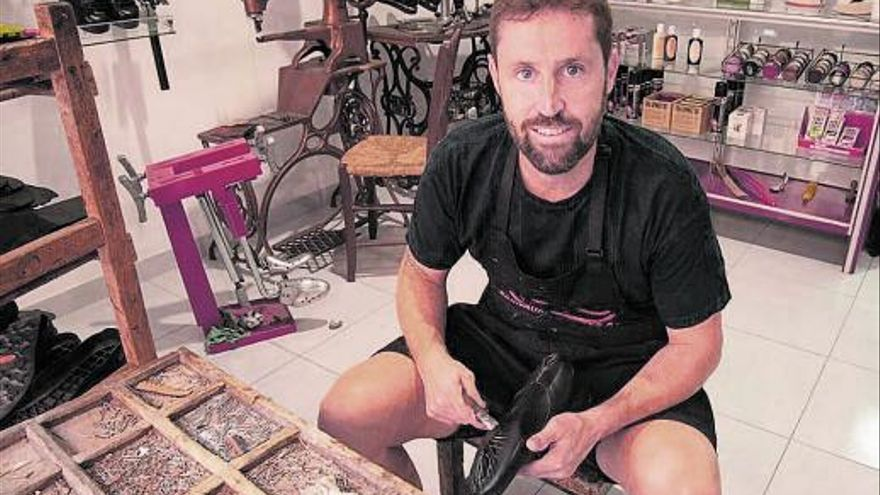Jaume Capó Borràs: «En zapatería hay que especializarse, adaptarse y reinventarse»