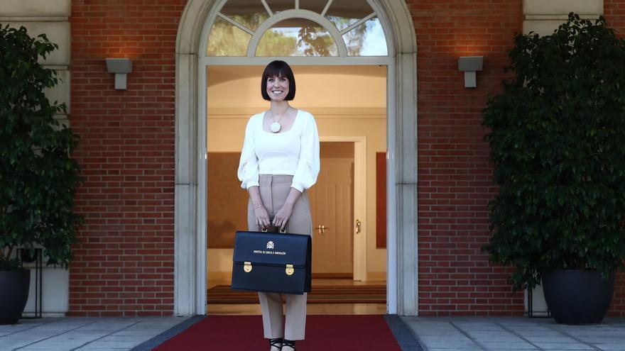 La ministra Diana Morant será mantenedora de la Fallera Mayor Infantil de Gandia