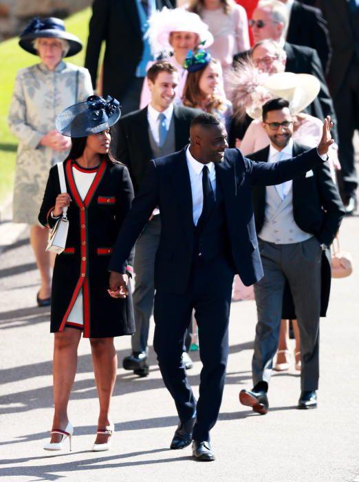 Royal Wedding of Prince Harry and Meghan Markle ...