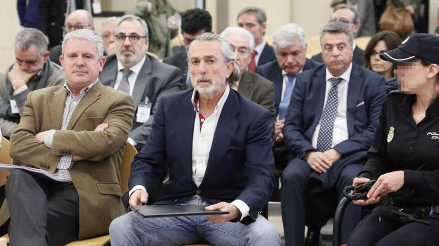 Condemnen a 6 anys i 9 mesos de presó Francisco Correa per les adjudicacions d'Aena a la Gürtel