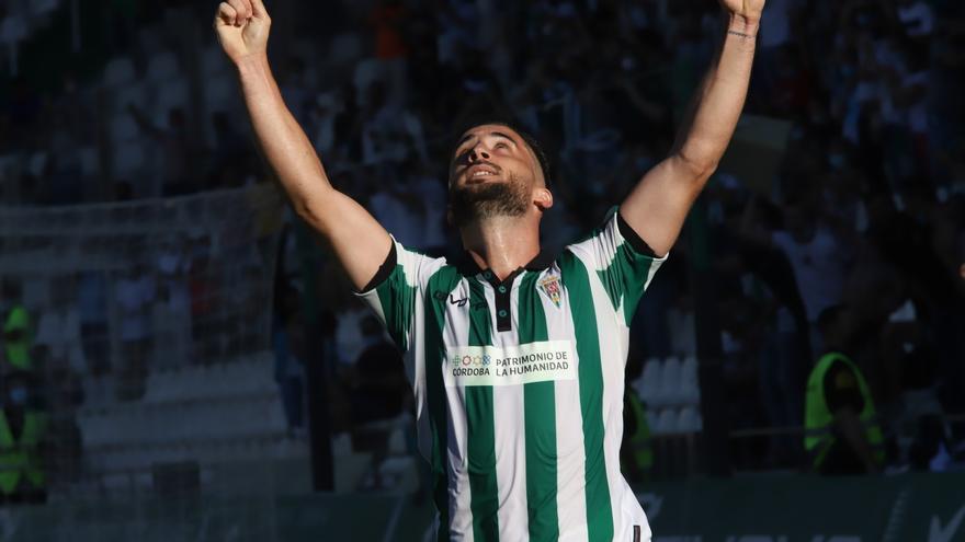 """Omar Perdomo: """"Todos los futbolistas soñamos con debutar en casa con un gol"""""""