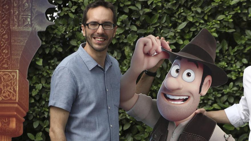 Enrique Gato, creador y director de 'Tadeo Jones'.