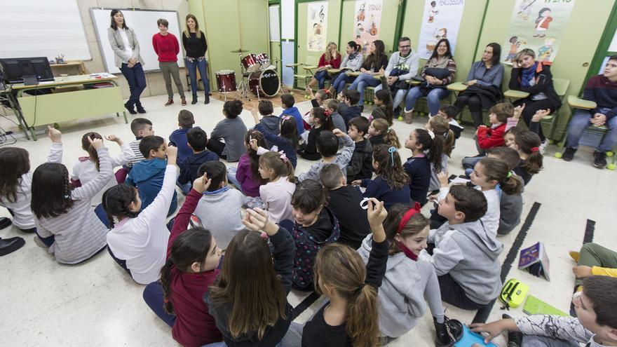 Alumnos de L'Alacantí con una calificación media de 10 en Primaria