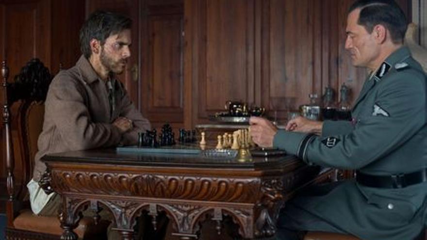 El jugador de ajedrez