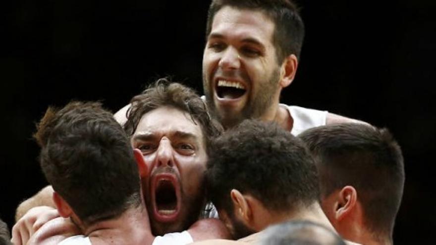 España se juega el oro en el Eurobasket