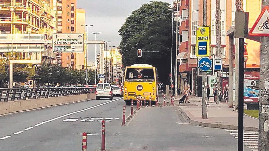 El transporte urbano, gratis en Murcia por el Día Mundial del Coche