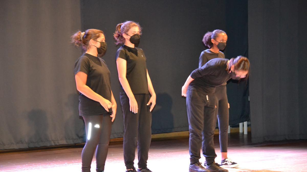 """Imaxinatea Lab creativo"", escuela de teatro en Vigo"