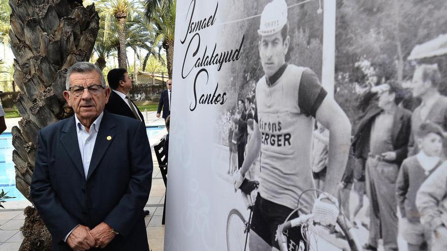Homenaje a Ismael Calatayud