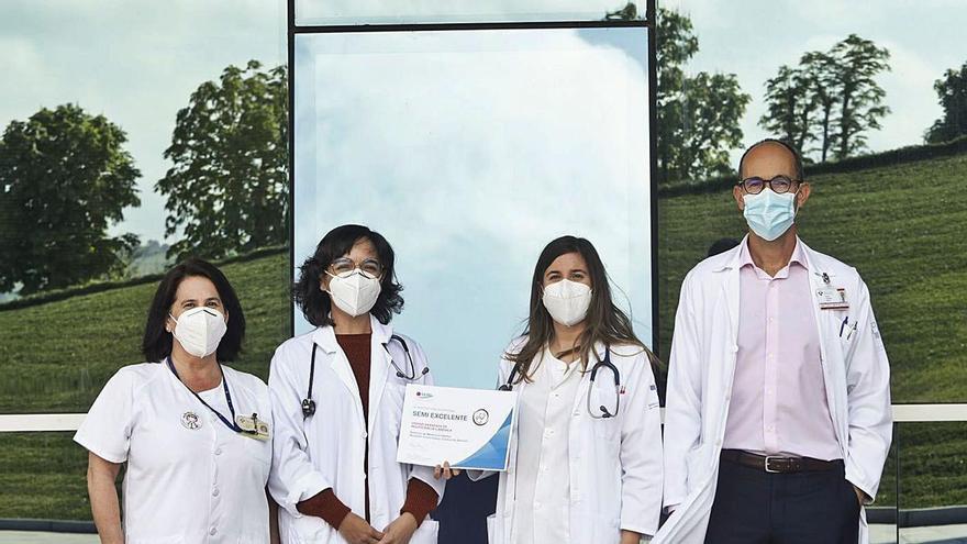 La revisión y puesta a punto de los corazones longevos: más de 1.350 pacientes atendidos al año en la Unidad de Insuficiencia Cardiaca de Medicina Interna del HUCA