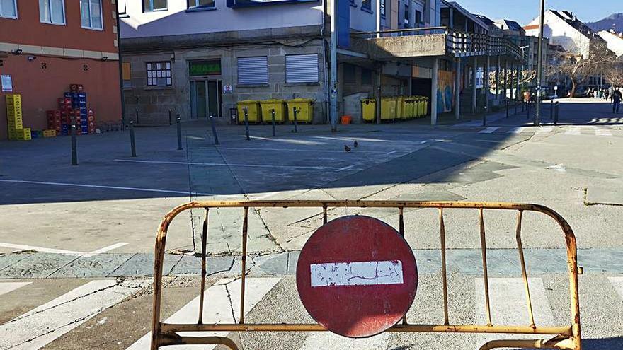 Inspección obliga a limitar a 60 personas el aforo en la plaza de abastos de Moaña