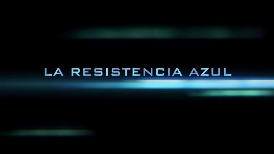 La resistencia azul del Atlètic Amistat contra el Coronavirus