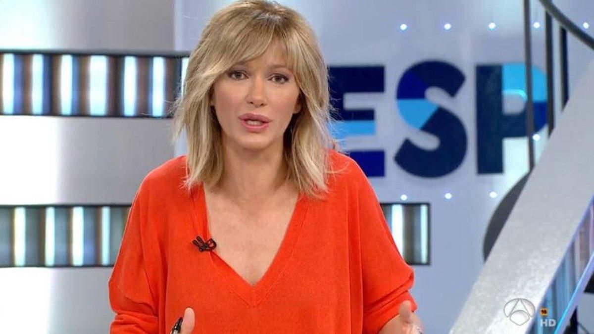 """Susanna Griso la lía: """"Twitter es un universo de borrachuzos a la tres de la madrugada"""""""