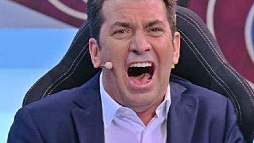 Arturo Valls presentarà «The Masked Singer», el nou format d'Antena 3