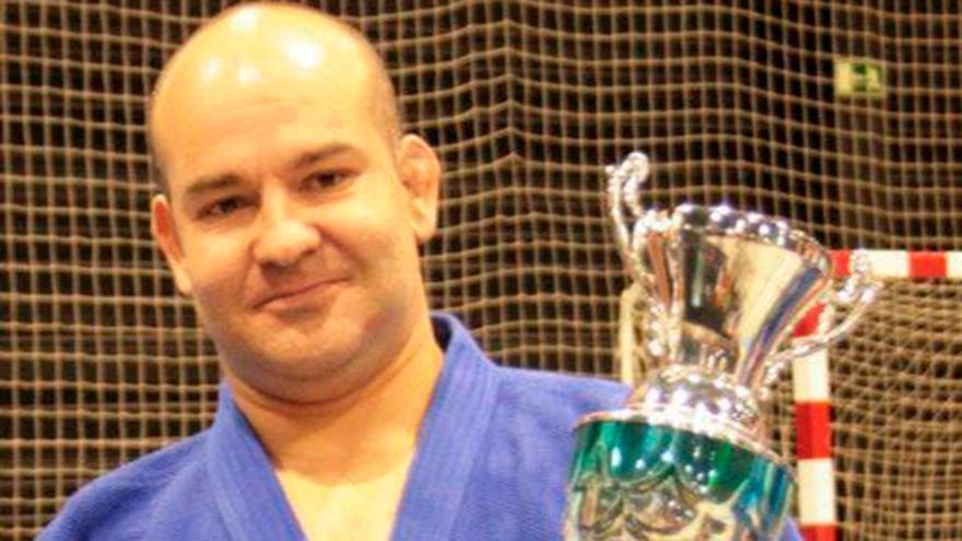 """Adiós a Alfonso Martínez Elduayen, """"un judoka de los pies a la cabeza"""""""