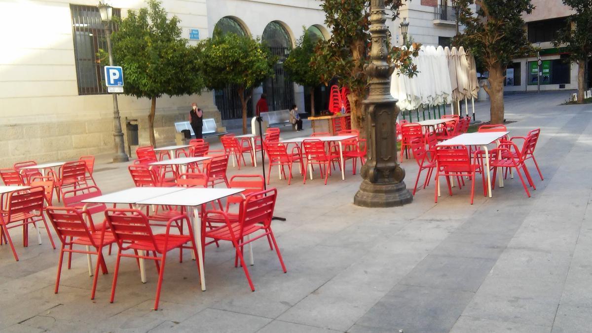 La contratación en hostelería se ha desplomado en Andalucía