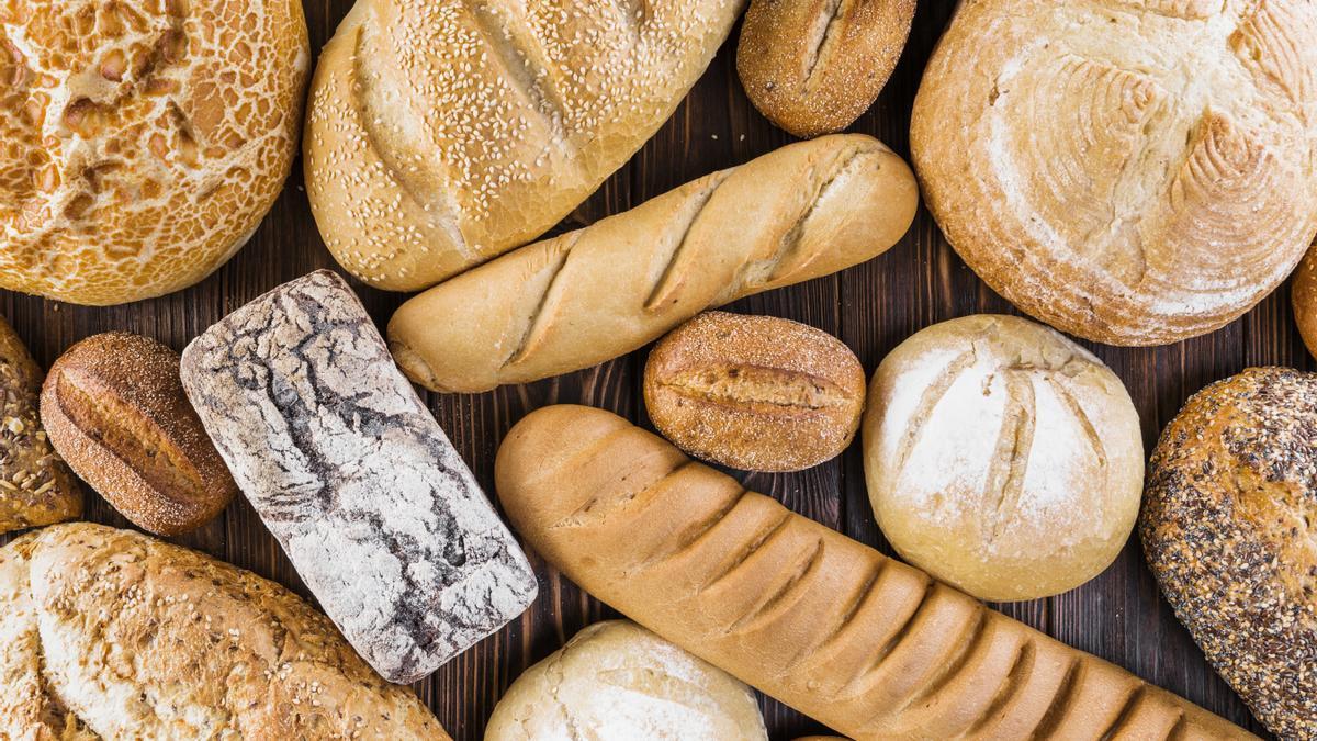 Cómo hacer pan casero. Receta paso a paso