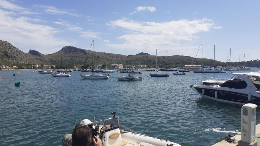 Ports autorizará un máximo de 200 fondeos regulados en la bahía de Pollença en 2022