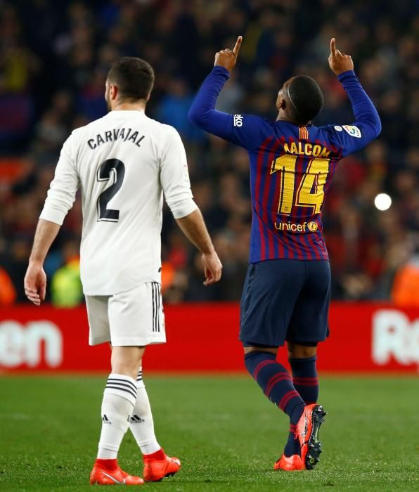 Copa del Rey: Barcelona-Real Madrid