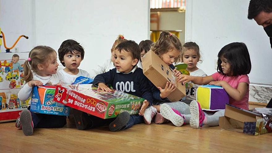 Ocionautas agasaja a los niños tras su XFest más social