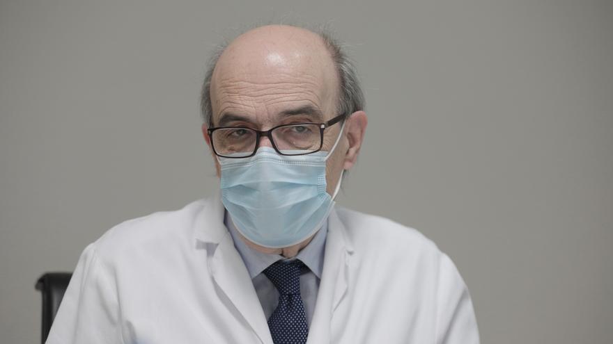 """Oriol Bonnín: """"Cuando llegué a Mallorca operábamos a unos trescientos pacientes cada año"""""""