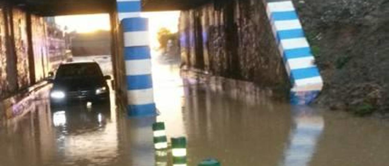 La lluvia alivia el estado de sequía pero no alcanza el promedio de esta época del año