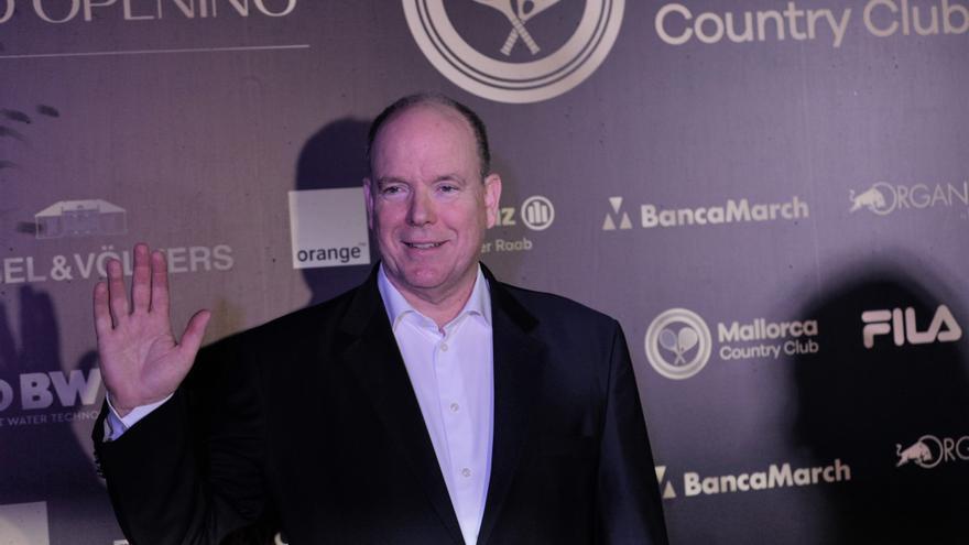 Neuer Mallorca Country Club eröffnet mit Fürst Albert und Corinna Schumacher als Gästen