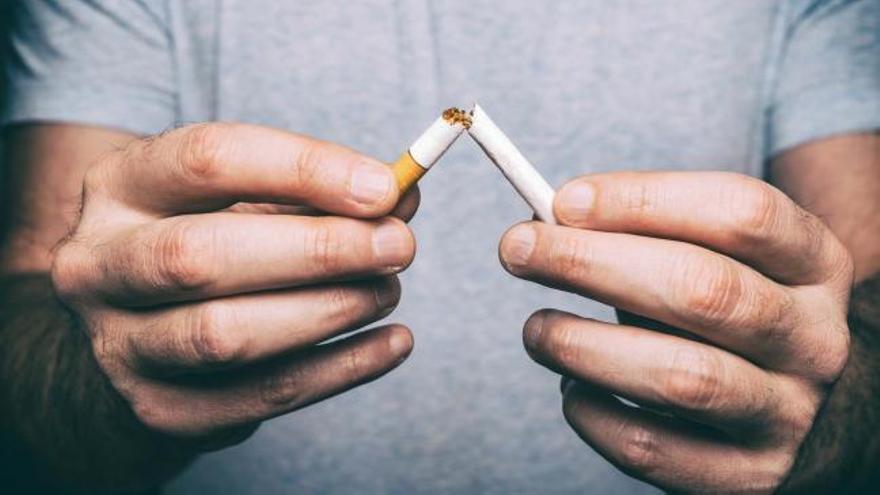 Un 6% de los fumadores ha dejado el tabaco durante el confinamiento