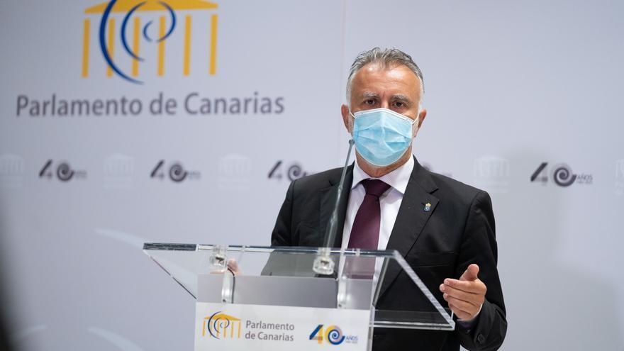 """Torres: """"Canarias no podía ni puede esperar, dependemos del turismo"""""""