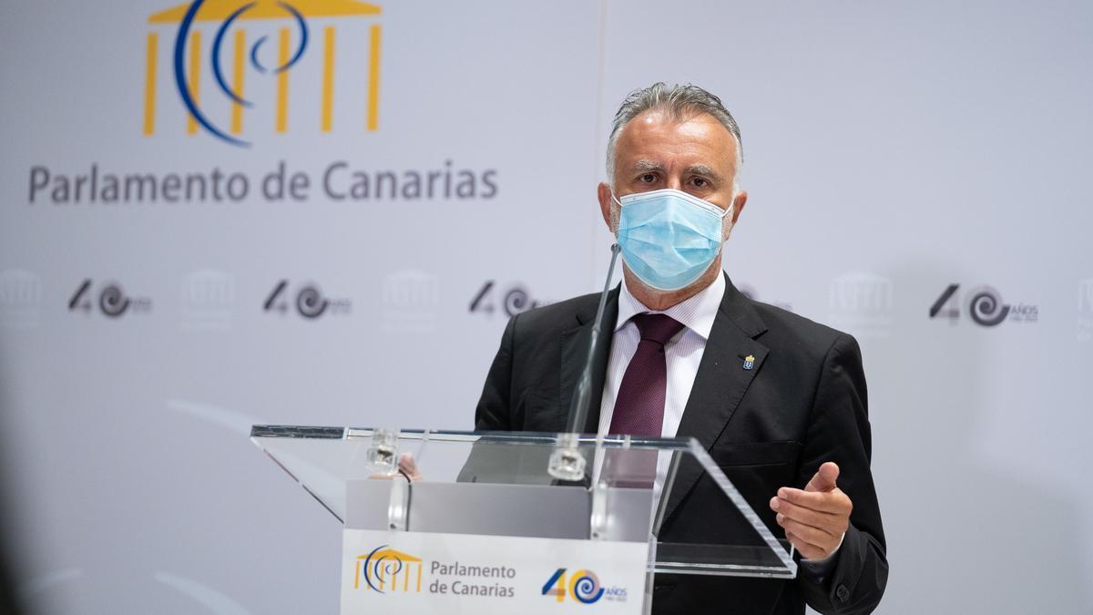 Torres: Canarias no podía ni puede esperar, dependemos del turismo
