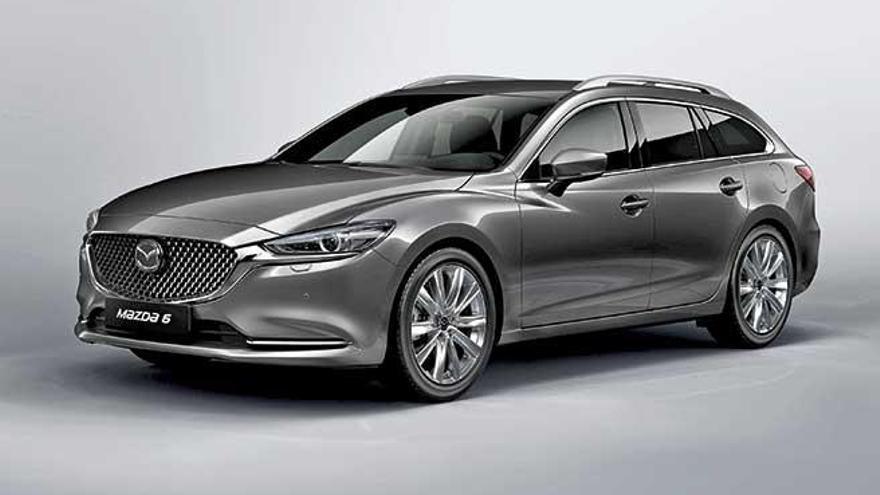 Salto de calidad: Mazda 6