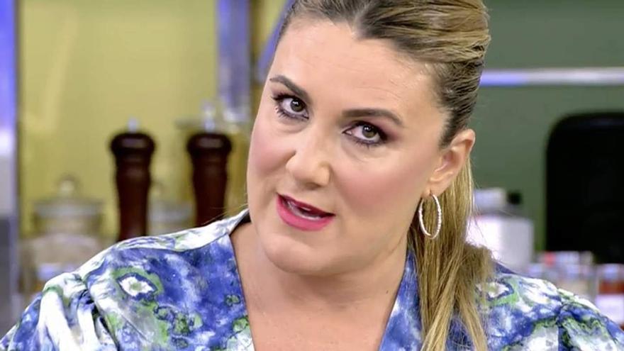 Carlota Corredera, al borde del despido, pierde el apoyo de un peso pesado de Sálvame
