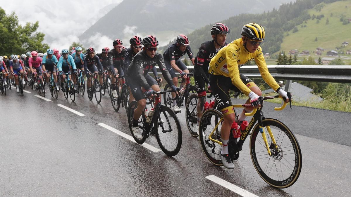 Recorrido, perfil y horario de la etapa 10 del Tour de Francia.