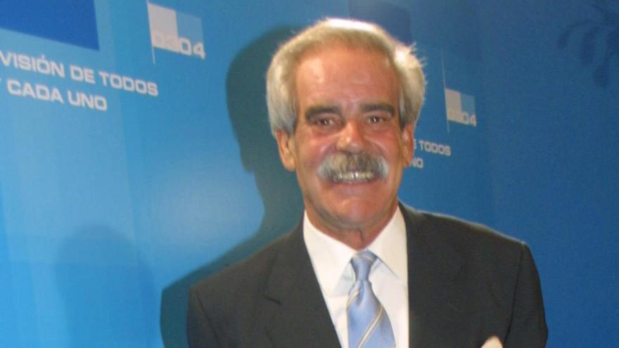 Muere Bernardino Lombao, el entrenador de Aznar