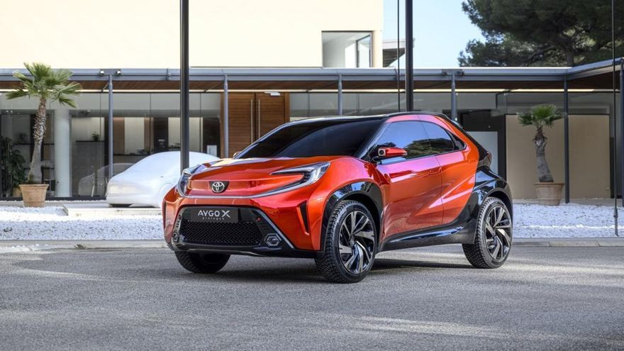 Toyota confirma que producirá el Aygo X Prologue en Kolin, República Checa