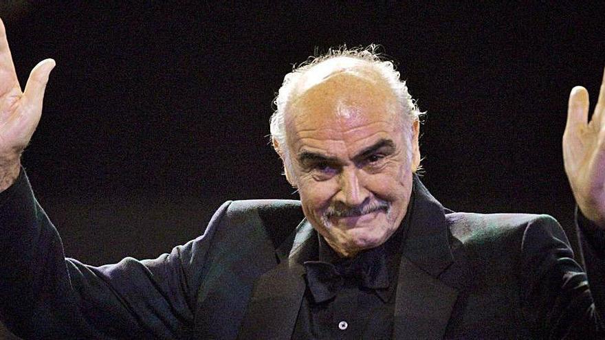 Adeu a Sean Connery, l'home que tots volien ser